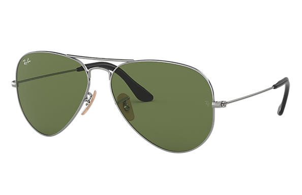 Ray-Ban 0RB3025-AVIATOR at Collection Gun SUN