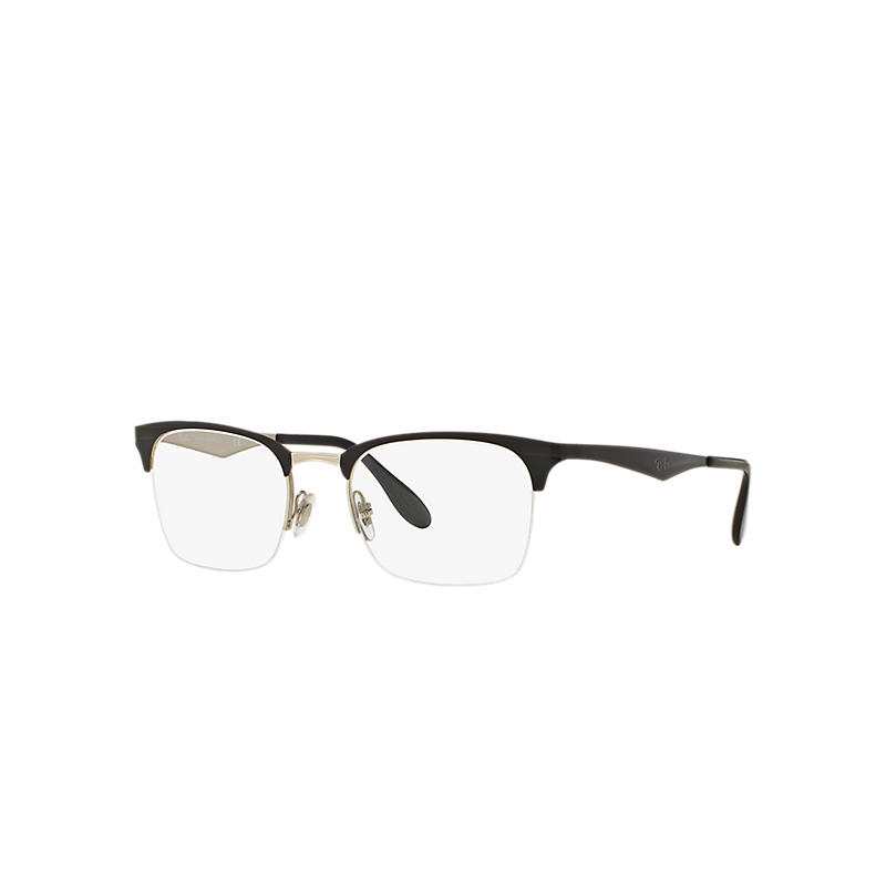 ray ban optical glasses 6971  Ray-Ban Black Eyeglasses