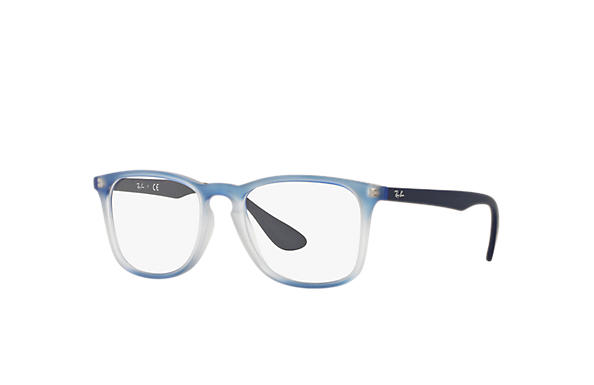 Ray-Ban 0RX7074-RB7074 Bleu OPTICAL