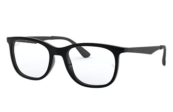 Ray-Ban 0RX7078-RB7078 Black OPTICAL