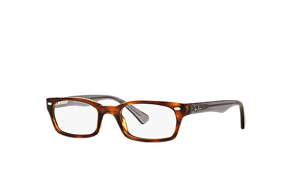 Ray-Ban 0RX5150-RB5150 Tortoise; Grey OPTICAL