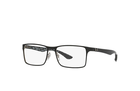 Ray-Ban 0RX8415-RB8415 Noir,Argent; Gris,Noir OPTICAL