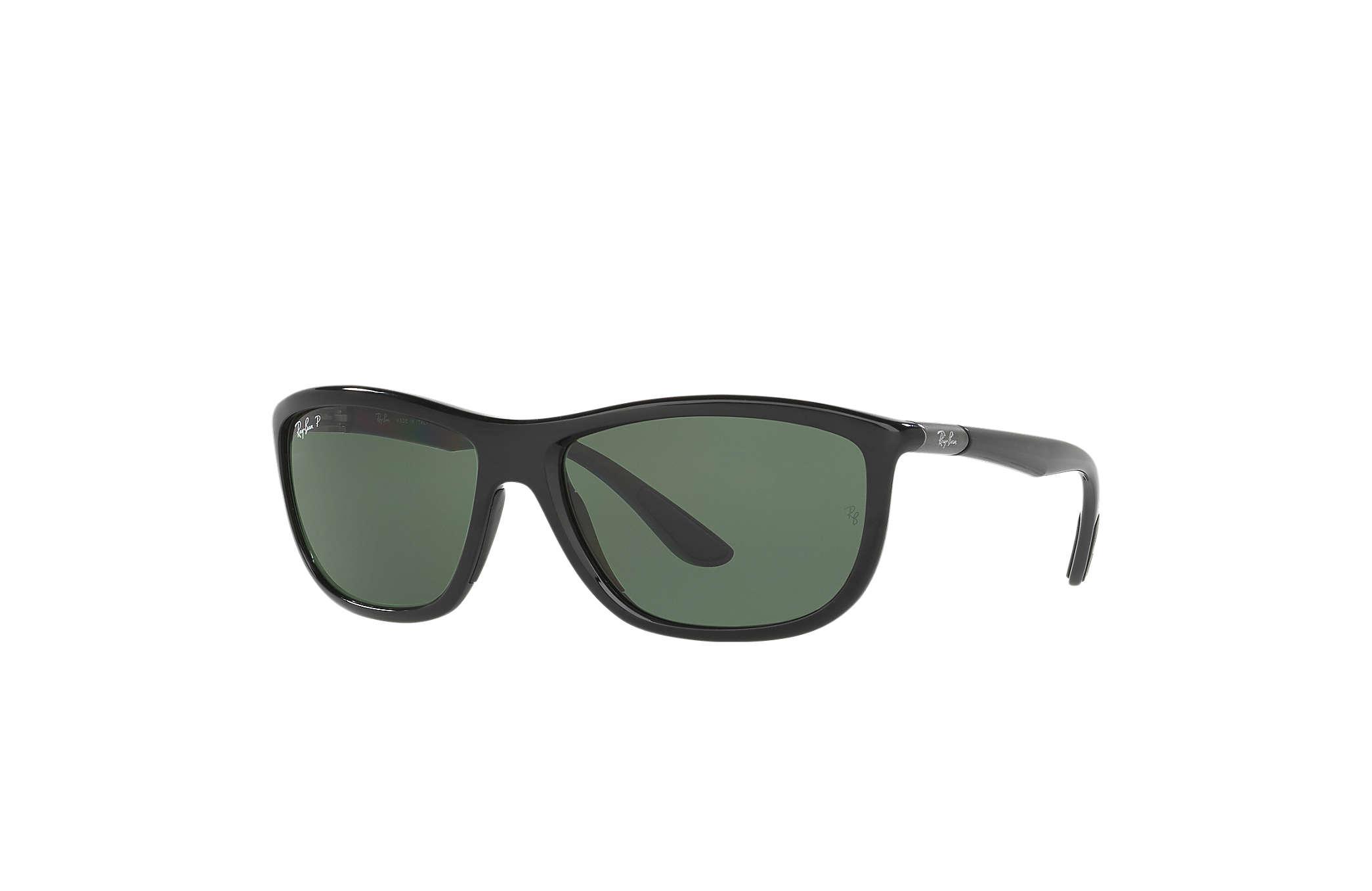 Ray ban sunglasses new design - Ray Ban 0rb8351 Rb8351 Black Grey Sun