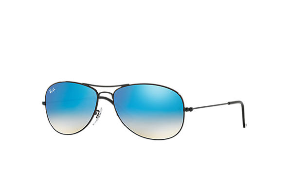 Ray-Ban 0RB3362-COCKPIT FLASH LENSES GRADIENT Czarny SUN