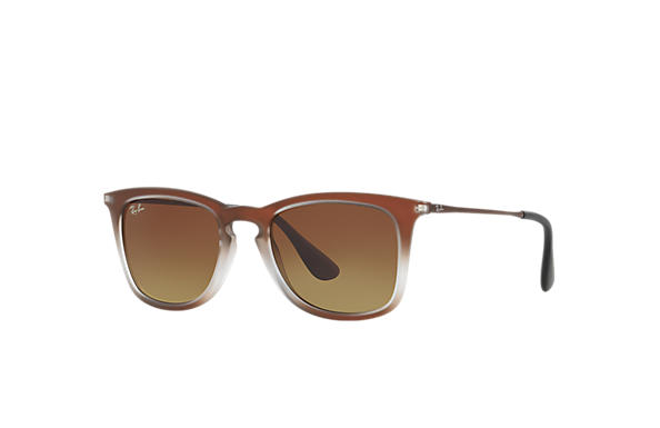 Ray-Ban 0RB4221-RB4221 Brown,Grey; Brown SUN