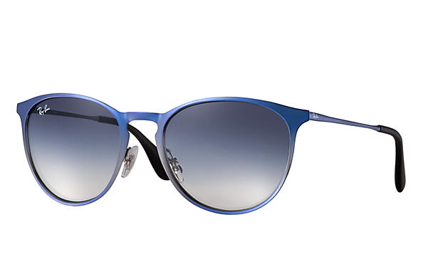 Ray-Ban 0RB3539-ERIKA METAL Blue SUN