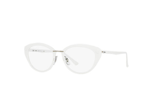 Ray-Ban 0RX7088-RB7088 White OPTICAL