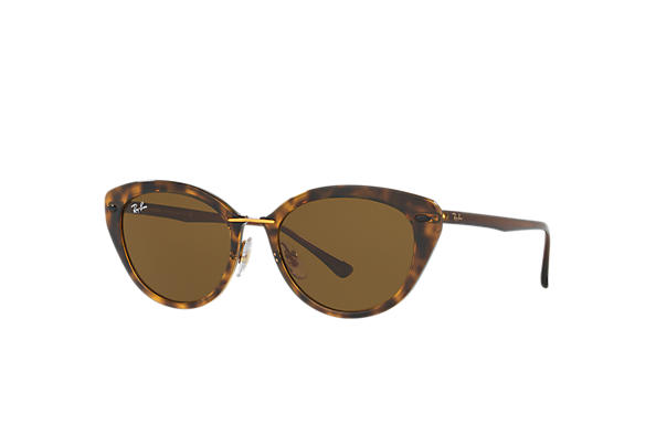 Ray-Ban 0RB4250-RB4250 Tortoise; Brown SUN