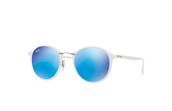 Ray-Ban 0RB4242-RB4242 White SUN