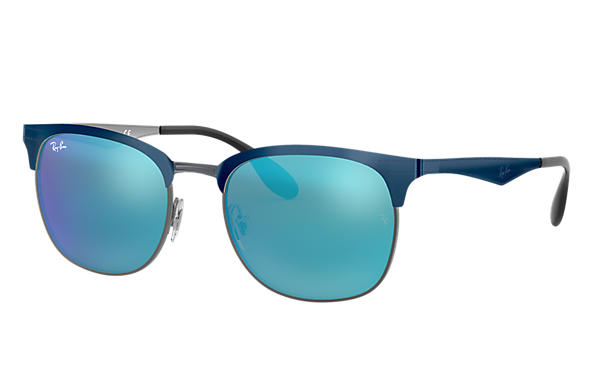 Ray-Ban 0RB3538-RB3538 Blue,Gunmetal SUN