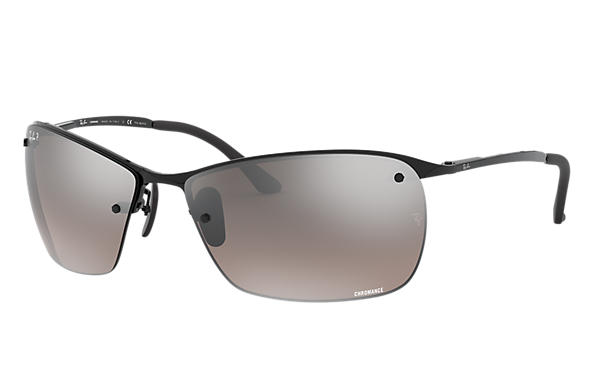 Ray-Ban 0RB3544-RB3544 Chromance Black SUN