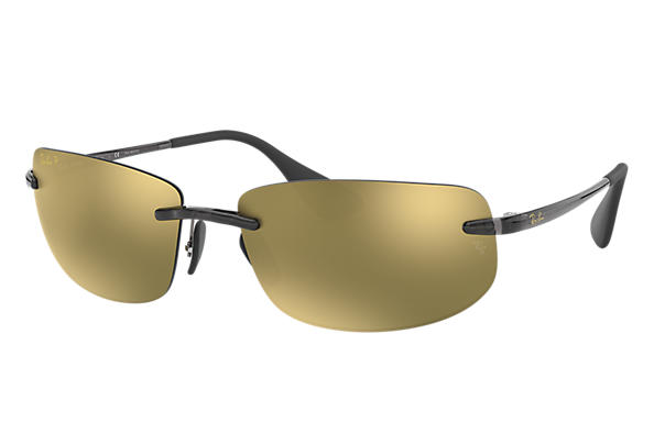Ray-Ban 0RB4254-RB4254 Chromance Grey SUN