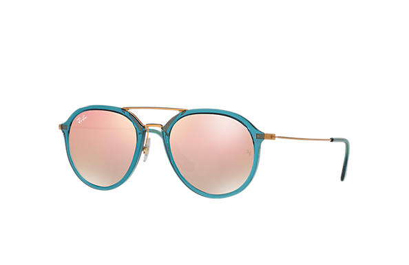 Ray-Ban 0RB4253-RB4253 Blue; Bronze-Copper SUN
