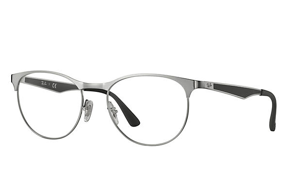 Ray-Ban 0RX6365-RB6365 Gunmetal; Gunmetal,Grey OPTICAL