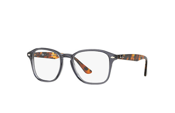 Ray-Ban 0RX5352-RB5352 Gris; Habana OPTICAL