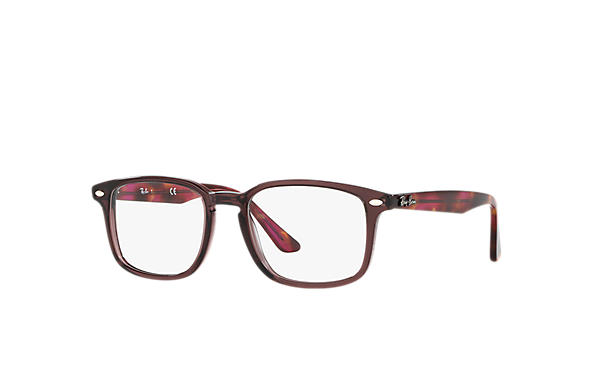 Ray-Ban 0RX5353-RB5353 Marron; Havane OPTICAL