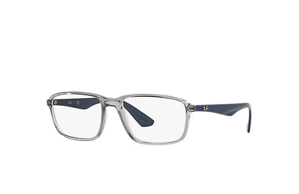 Ray-Ban 0RX7084-RB7084 Grey; Blue OPTICAL