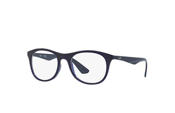 Ray-Ban 0RX7085-RB7085 Bleu OPTICAL
