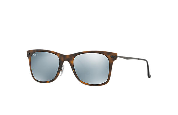 Ray Ban Transparent