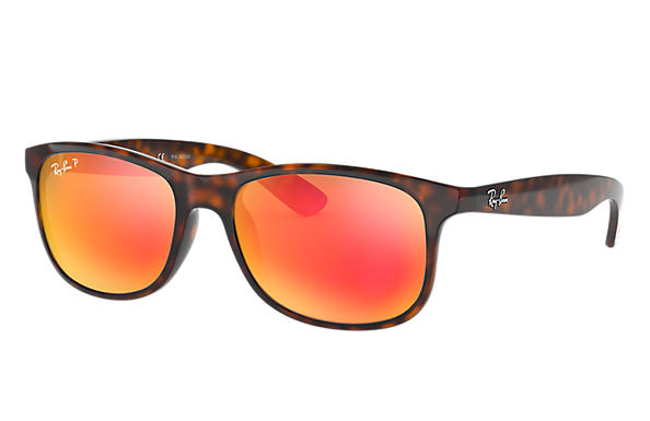 Ray-Ban 0RB4202-ANDY Tortoise SUN