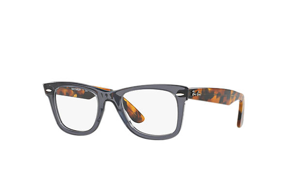 Ray-Ban 0RX5121-Original Wayfarer Optics Grey; Tortoise OPTICAL