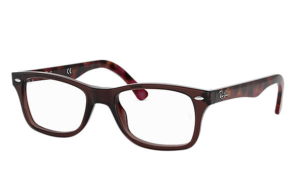 Ray-Ban 0RX5228-RB5228 Brązowy; Szylkret OPTICAL