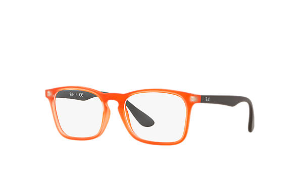 Ray-Ban 0RY1553-RB1553 Orange; Grey OPTICAL