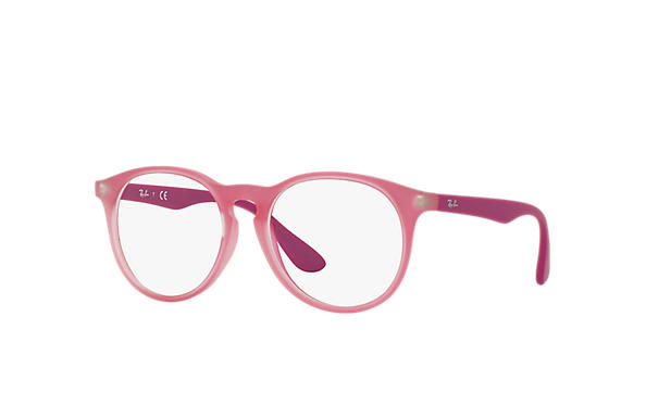Ray-Ban 0RY1554-RB1554 Roze; Paars-Roodachtig OPTICAL