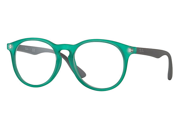Ray-Ban 0RY1554-RB1554 Grün; Grau OPTICAL