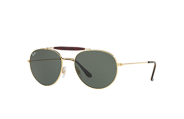 Ray-Ban 0RB3540-RB3540 Gold SUN