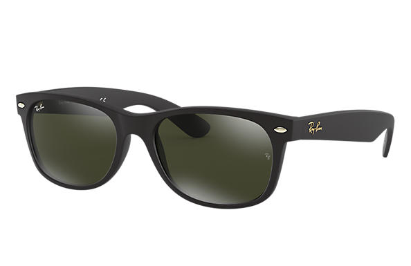 ray ban new collection  ray ban 0rb2132 new wayfarer at collection black sun