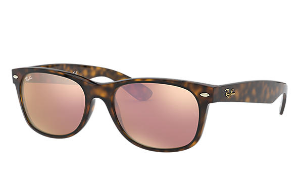 Ray-Ban 0RB2132-NEW WAYFARER at Collection Tortoise SUN