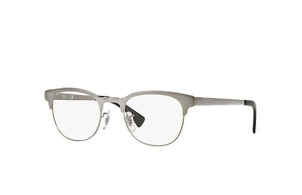 Ray-Ban 0RX6317-RB6317 Staalgrijs OPTICAL