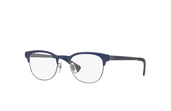 Ray-Ban 0RX6317-RB6317 Blau,Gunmetal OPTICAL