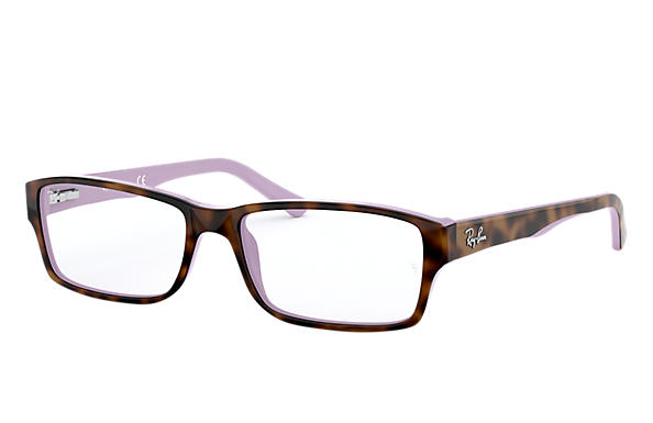 Ray-Ban 0RX5169-RB5169 Tortoise,Violet OPTICAL
