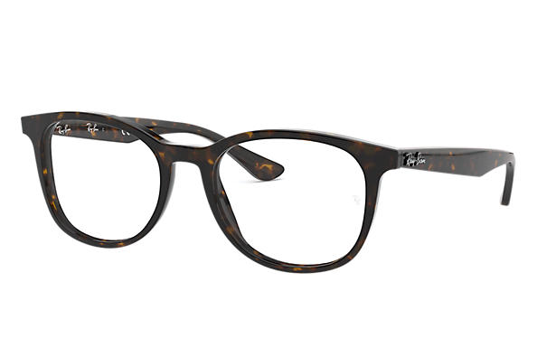 Ray-Ban 0RX5356-RB5356 Szylkret OPTICAL