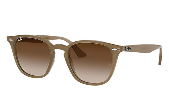 Ray-Ban 0RB4258-RB4258 Marron clair SUN