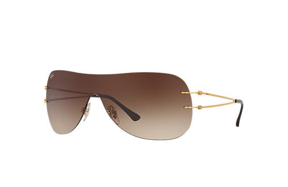 Ray-Ban 0RB8057-RB8057 Gold SUN