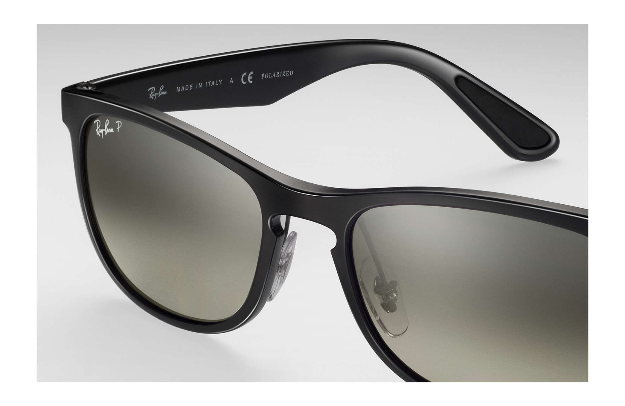 ad0a17c39c ... are ray bans made in italy,Ray-Ban 0RB4263-RB4263 Chromance Black SUN  ...