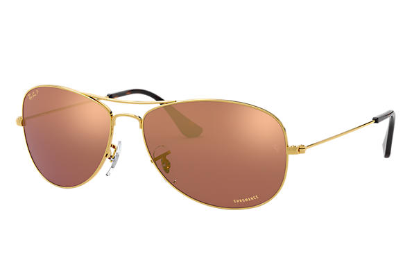 Ray-Ban 0RB3562-RB3562 Chromance Or SUN