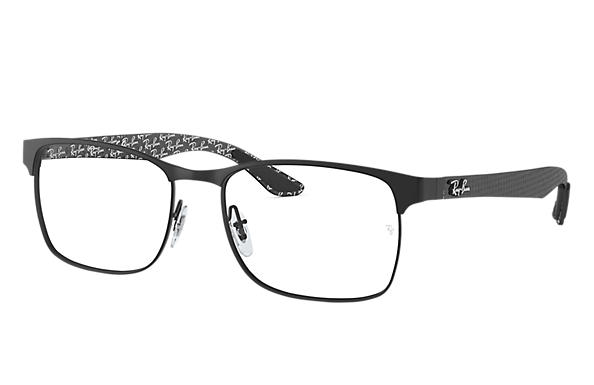 Ray-Ban 0RX8416-RB8416 Schwarz; Schwarz,Multicolor OPTICAL