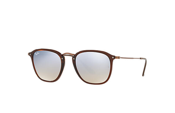 Ray-Ban 0RB2448N-RB2448N Brown SUN