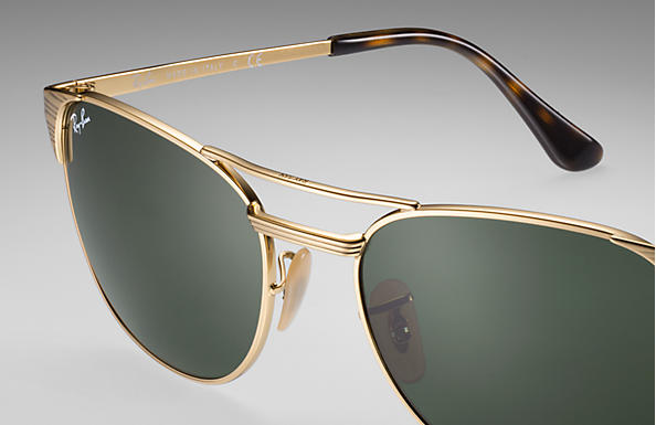 ray ban sunglasses outlet near me  ray ban 0rb3429m signet gold sun