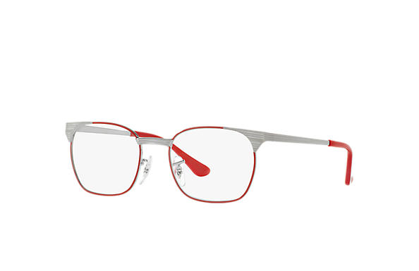 Ray-Ban 0RY1051-RB1051 Red,Gunmetal; Gunmetal OPTICAL