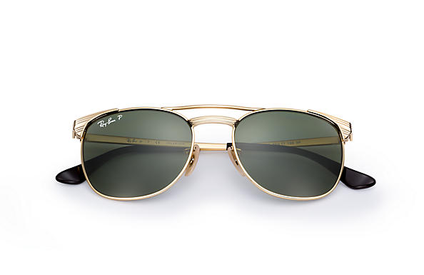 ray ban junior gold rimmed aviator sunglasses  ray ban 0rj9540s signet junior gold sun