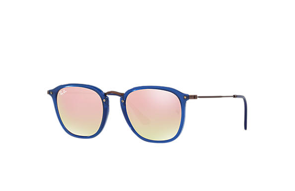 Ray-Ban 0RB2448N-RB2448N Blue; Brown SUN
