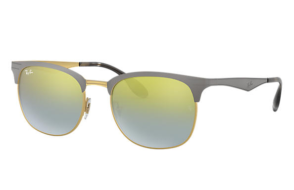 Ray-Ban 0RB3538-RB3538 Grey,Gold SUN