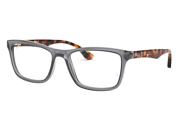 Ray-Ban 0RX5279-RB5279 Grey; Tortoise OPTICAL
