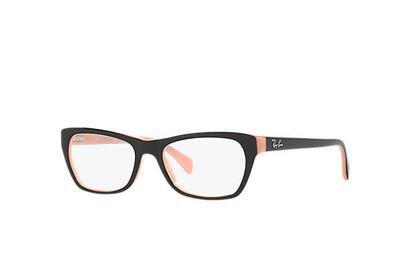 Ray-Ban 0RX5298-RB5298 Black,Pink OPTICAL