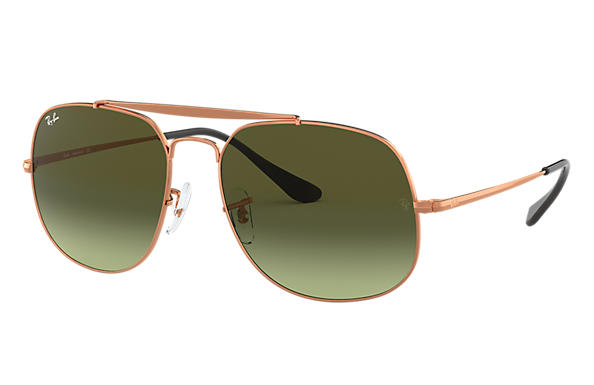 Ray-Ban 0RB3561-GENERAL Bronze-Copper SUN